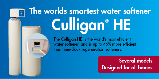 Culligan HE Softener