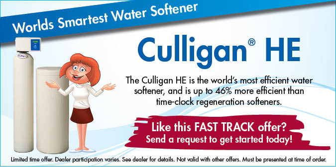 Culligan HE Softeners