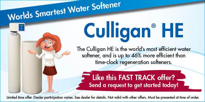 Culligan HE Softeners