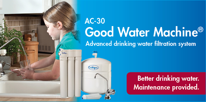 AC-30 Good Water Machine