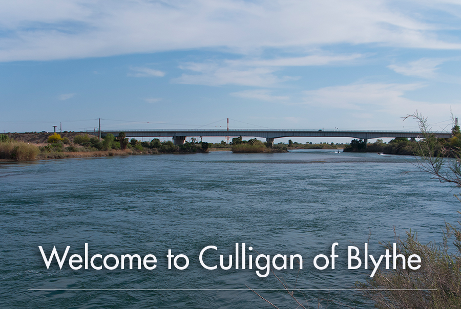 Welcome to Culligan of Blythe