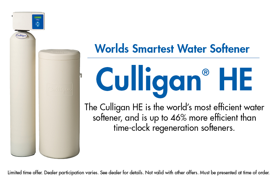 100 Off Water Softener Purchase Culligan Of Blythe Ca