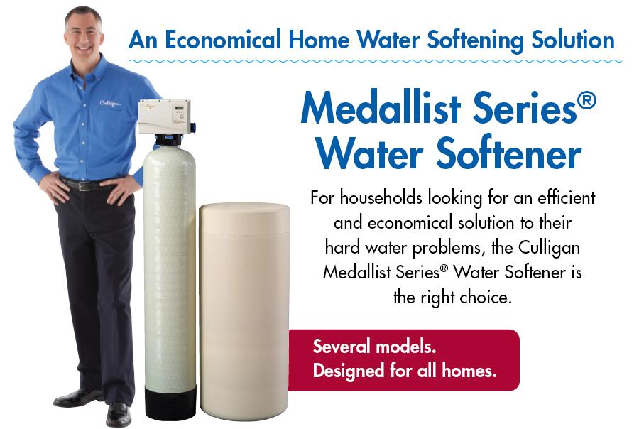 Water Softeners l Save Salt, Water & Energy | Culligan